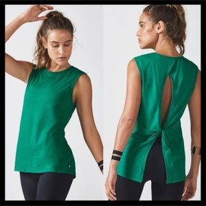 Fabletics Holly Twist Back Tank